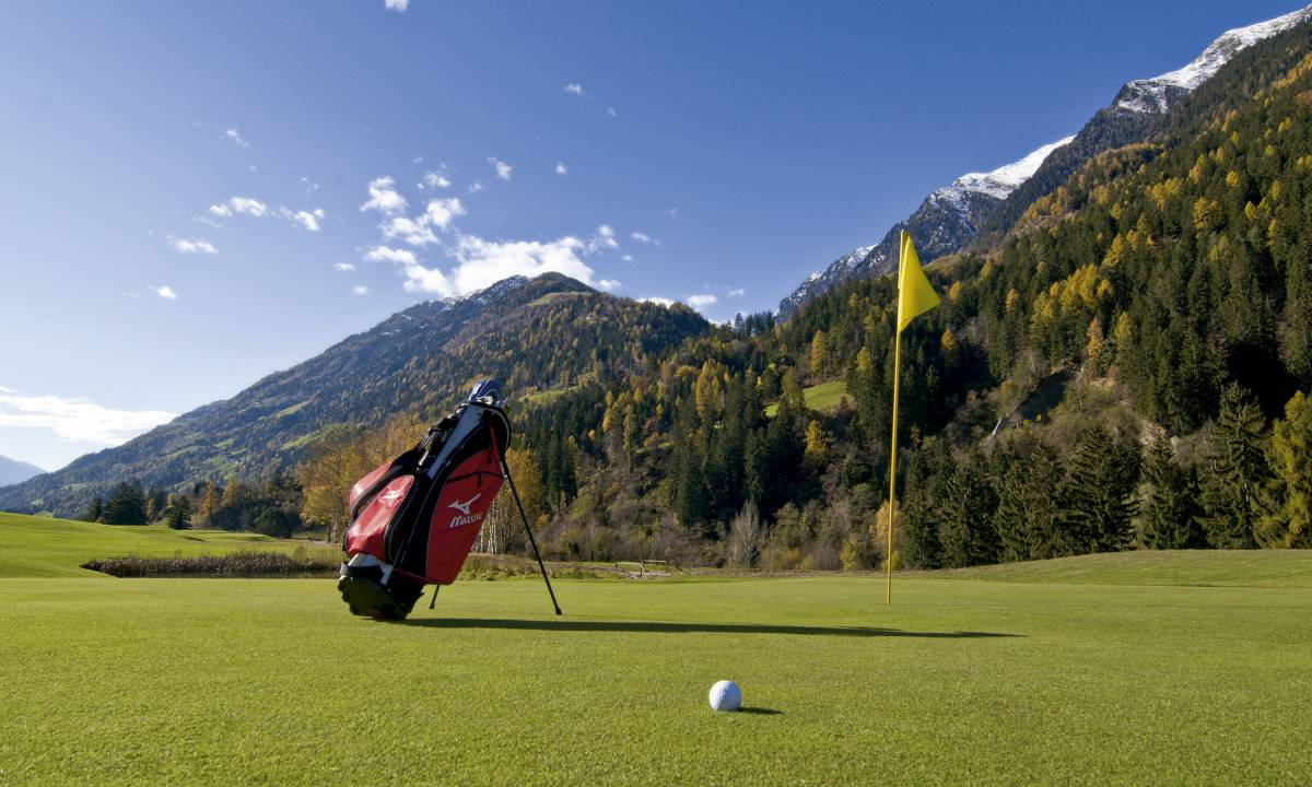 Highlight durante la vacanza golf a Merano