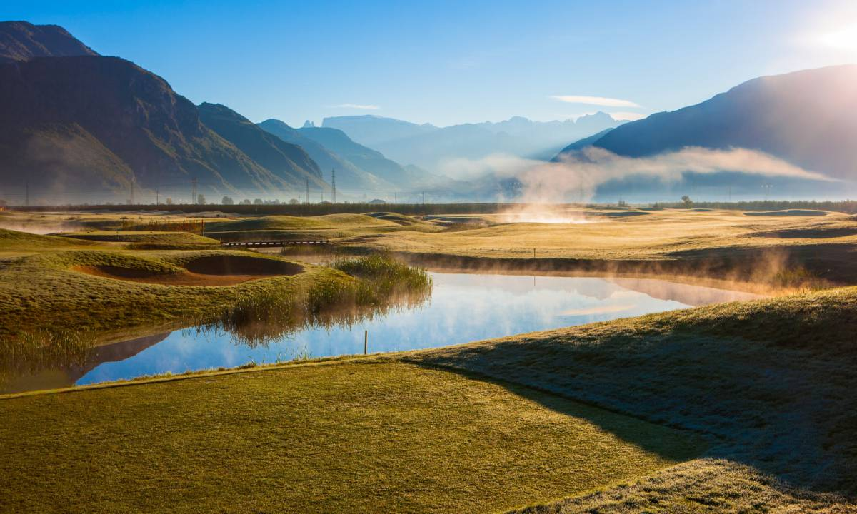 The best conditions for the best golfing holiday