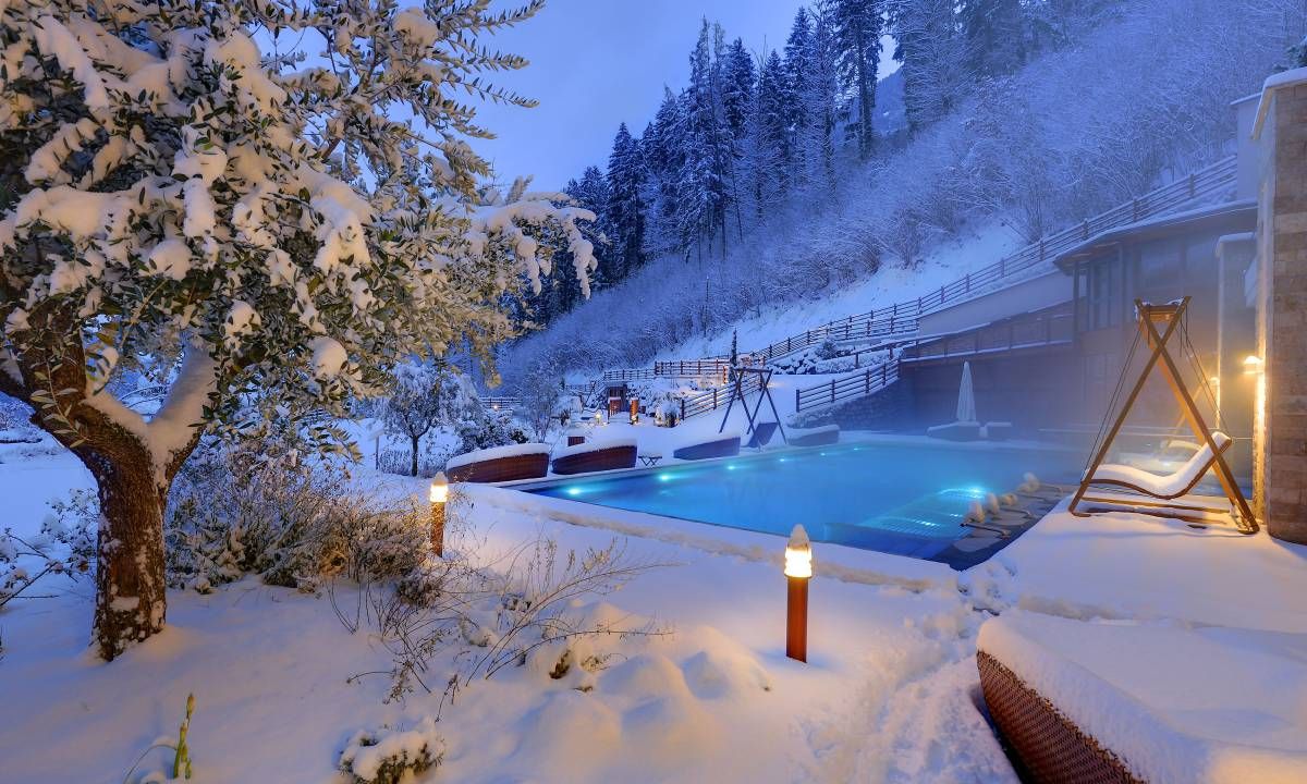 Wellness im Winter
