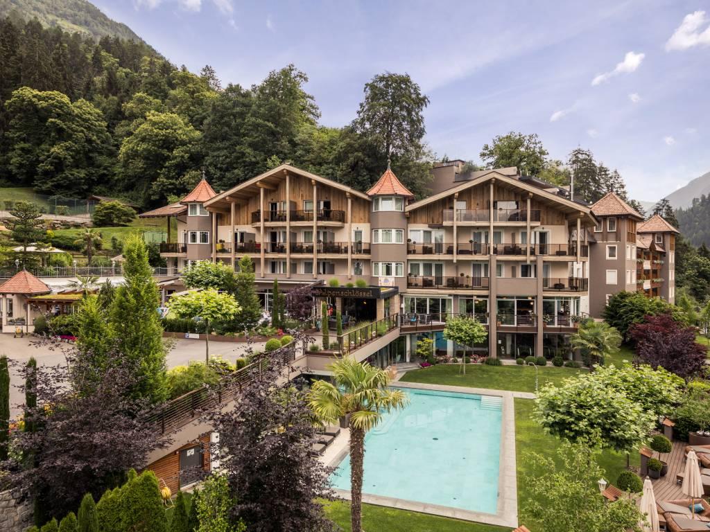 Alpenschlossel 5 Sterne Deluxe Hotel Quellenhof Luxury Resort Passeier