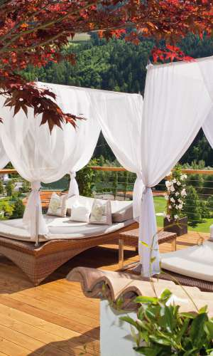 Oasi romantica (private spa suite)