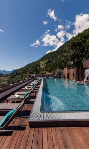 Wellness & Spa im Alpenschlössel Hotel in Südtirol
