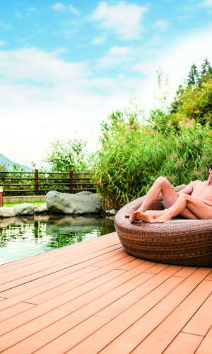 5-star luxury holidays in the Quellenhof Resort in South Tyrol
