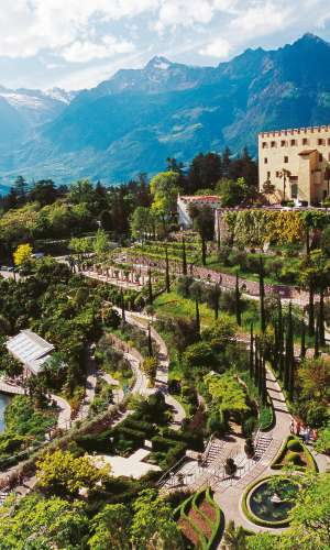 Excursion destinations in Meran and South Tyrol