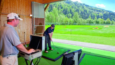 Golf Quellenhof Resort in Südtirol