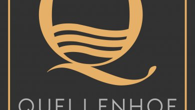 Logo Quellenhof Resort in Meran