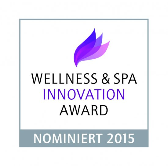 Die See-Event-Sauna ist nominiert für den Wellness & Spa Innovation Award 2015
