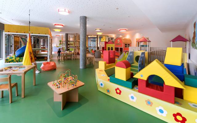 Kinderprogramm im Quellenhof Resort