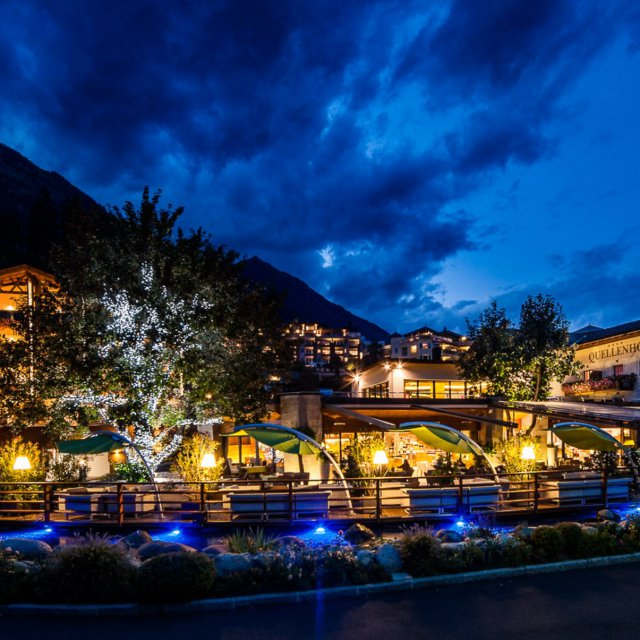 5 star hotel Quellenhof in St. Martin near Meran