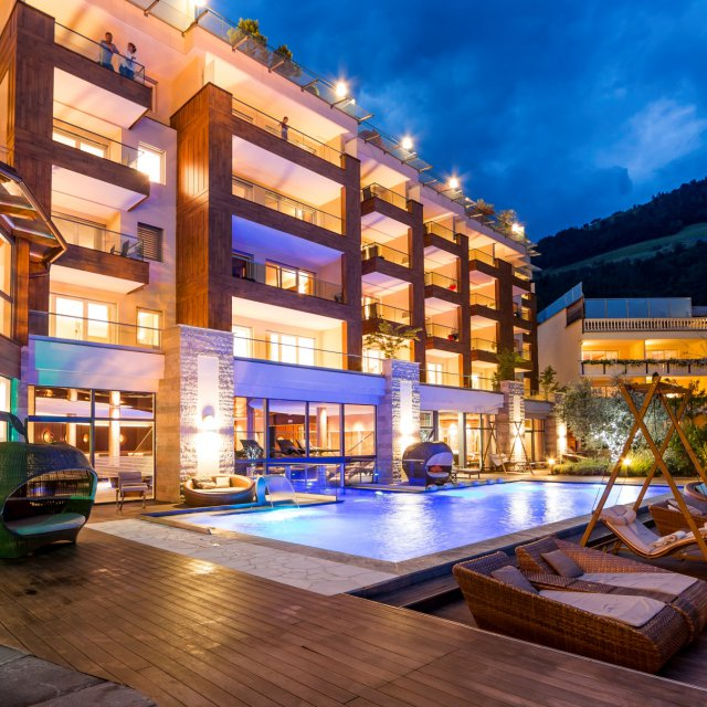 5 star hotel Vital Residence for adults in St. Martin near Meran