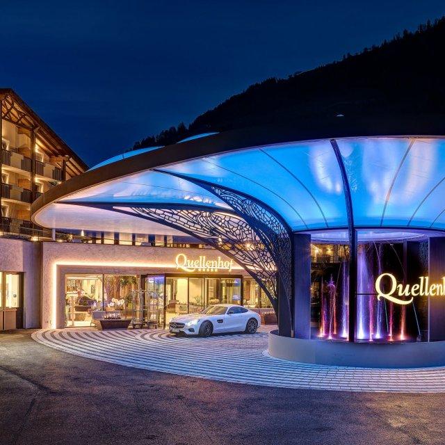 5 Sterne Hotel In Meran Südtirol Quellenhof Luxury Resort Passeier