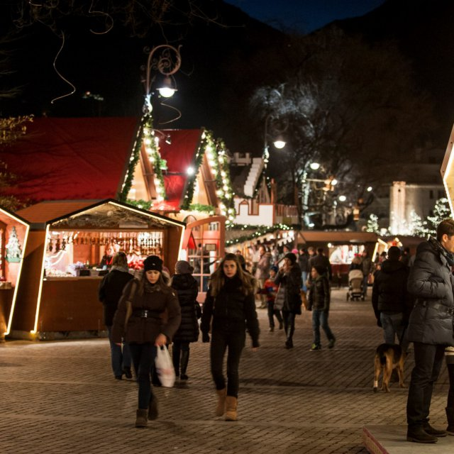 Traditional christmas markets