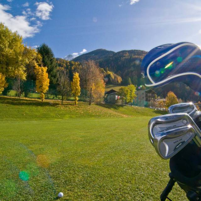 Golf courses in South Tyrol