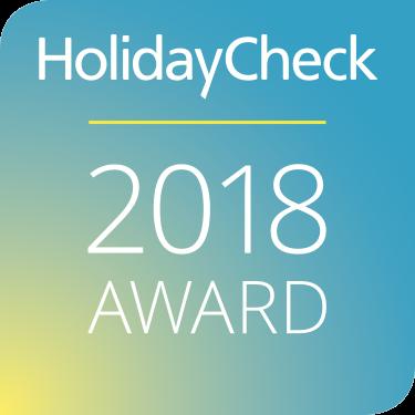 Holiday Check Awward 2018