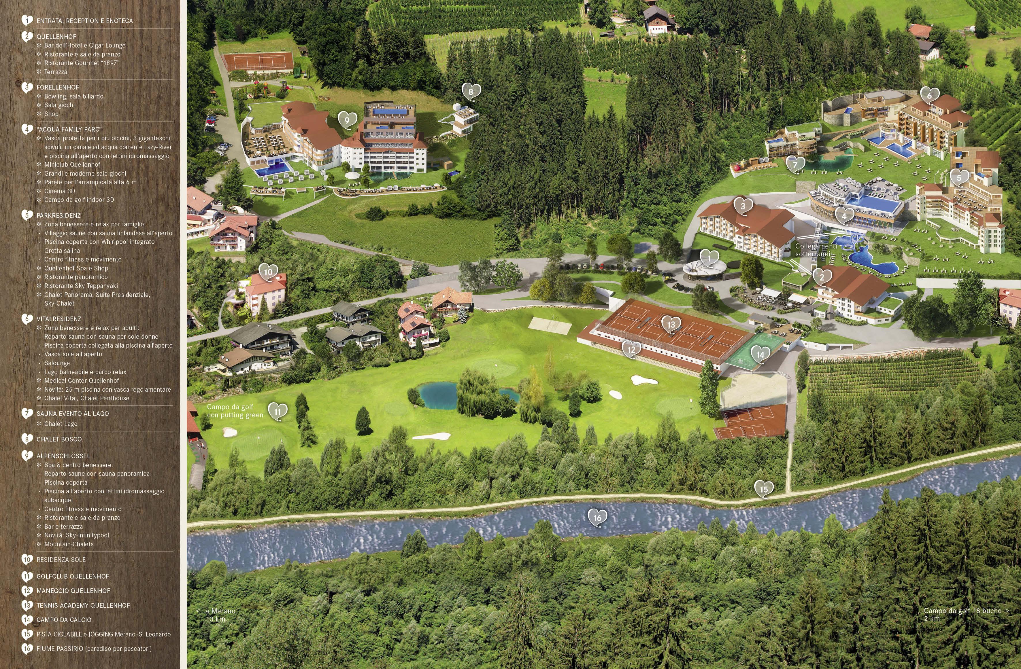 Vacanze Nei Pressi Di Merano Hotel 5 Stelle In Alto Adige